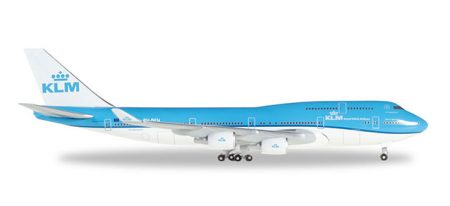 HER529921-001 B747 KLM